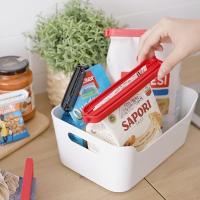 주방 식품보관 과자 시리얼 공기차단 쿠킹 실링클립3P