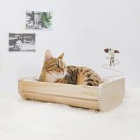 고양이집 스크래쳐 고양이박스 펫베드 소형