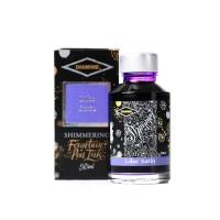 디아민 쉬머링 병 잉크 Lilac Satin 50ml
