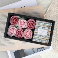 비누꽃 용돈박스 - 산딸기