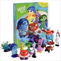 Disney Pixar Inside Out : My Busy Books 인사이드아웃 피규어북