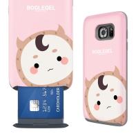핑크 보그젤: 메밀군케이스 정품 도깨비 카드슬롯