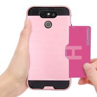 메탈 카드수납 범퍼 케이스(LG G6)