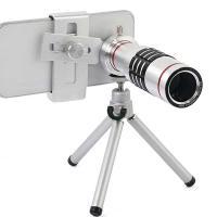 스마트폰 확대경 망원경기능 18X LQ-021 삼각대포함
