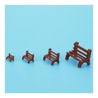 테라리움 브라운 의자(5P)-4종