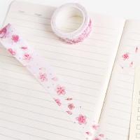 [인디고샵] 흩날리는 벚꽃 마스킹 테이프