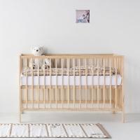 마켓비 NINO 원목유아침대 60x120 소나무