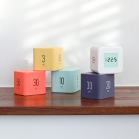 [무아스] 멀티 큐브 시계 타이머