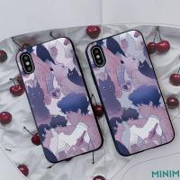 아이폰7플러스 지존유라123 고양이털 카드케이스