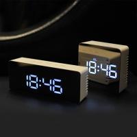 [최저가] [mooas] LED Mirror Clock