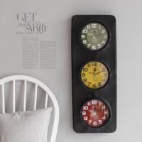 신호등 시계-세로