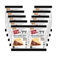 bb.q 한줌의 간식 모이스트 치즈 버거 (100g) x10개