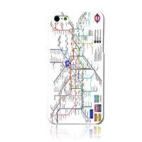 런던 지하철지도 하드케이스(아이폰5S/5)