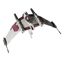 (스타워즈 프라모델) Star Wars - V-19 Torrent Starfighter (Clone Wars) (RA6669) 스타워즈 비행선 (도색되어 있음)