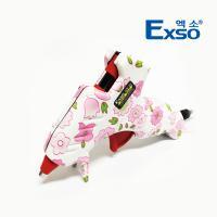 엑소 꽃무늬 패턴 글루건 GR-20P