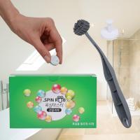 욕실청소 스핀럽 발포크리너 드롭팡팡 102종