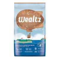 웰츠 캣 오리 2.1kg 고양이사료
