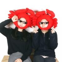 [SNS대란 인싸템] 갓샵 꽃게모자 특이한 일본 오사카 돈키호테꽂게햇