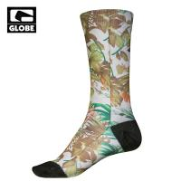 [GLOBE] PRINTED PREMIUM SOCK (POOL PARTY)