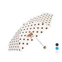 키스해링 도트 5단우산