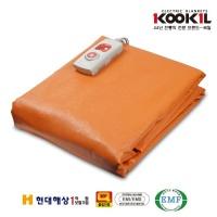 국일 황토 웰빙 더블 전기장판 KI-330JSN