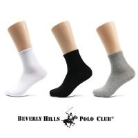 [비버리힐즈폴로클럽]남성용 미니 발목양말 5족