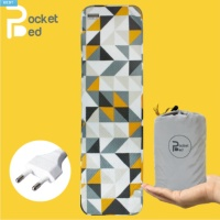 캠핑/여행 휴대용 전기장판 <포켓베드> 여행용 AC220V