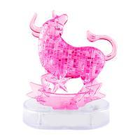 43피스 크리스탈퍼즐 - 황소자리 (핑크)