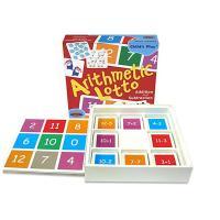 더하기빼기 게임 Arithmetic Lotto /보드게임