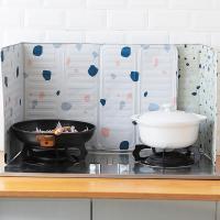 주방 기름막이 기름튐방지 기름때방지 가스렌지가드