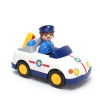 플레이모빌 1.2.3 경찰차(6797)