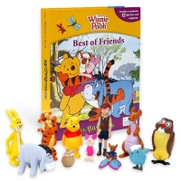 Winnie the Pooh Best of Friends My Busy Book
