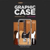아이폰7PLUS 그래픽 케이스 - 기타(Telecaster)