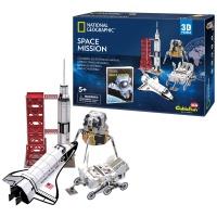 [3D퍼즐마을][DS0971h] 내셔널지오그래픽 스페이스 미션 (Space Mission)