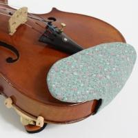 바이올린 핸드메이드 턱받침 커버 V-모델 No3