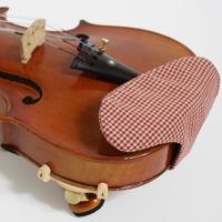 바이올린 핸드메이드 턱받침 커버 V-모델 No26