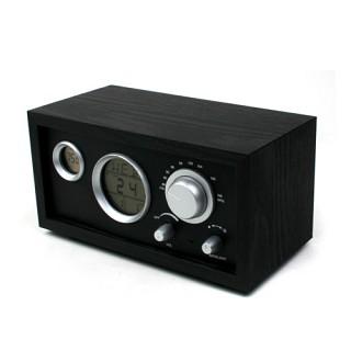 블랙 우드 라디오