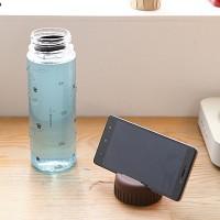 리모쥬 크라운 보틀 500ml+스마트폰 거치캡(브라운)