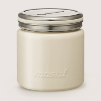 [MOSH] 모슈 보온보냉 텀블러 Food Jar 아이보리