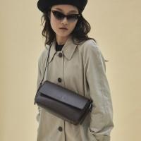 [펀프롬펀]Emma 2way baguette bag (brown)