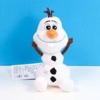 신형 겨울왕국2 올라프 인형 15cm 디즈니 가방고리