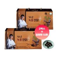 김오곤 녹용산삼 배양근골드 60포