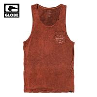 [GLOBE] PERRY SINGLET TANK TOP (CHILLI ACID)