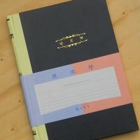 대한민국 대표 장부-근영사 보조부 400p