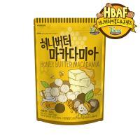 [길림양행] 허니버터 마카다미아 130g
