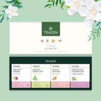 티젠 티 포레 세트 (블렌딩티 4종 선물세트)