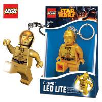레고 스타워즈 C3PO 키체인 KE18
