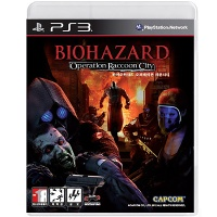 PS3 바이오하자드 오퍼레이션 라쿤시티 (액션/새제품)