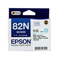 엡손(EPSON) 잉크 C13T112570 / NO.82N / 밝은청록 / Stylus Photo R290,R390,RX590,RX610,RX690,T50,TX650,TX700W,TX720WD,TX800FW,TX820FWD