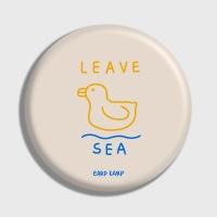[어프어프] 손거울 Sea duck-Ivory